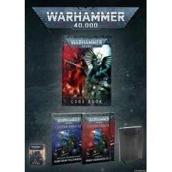 Warhammer 40000 9th Edition...