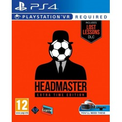 Headmaster Extra Time...