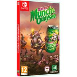 Oddworld Munch's Oddyssey...