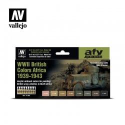 Vallejo 71622 WWII British...