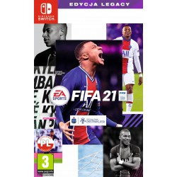 Fifa 21 Switch Legacy Edition