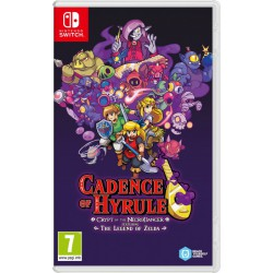 Cadence of Hyrule: Crypt of...