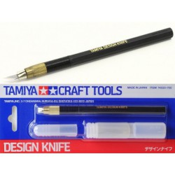 Tamiya 74020 Design Knife...