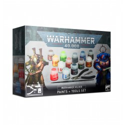Warhammer 4000 Paint+Tools Set