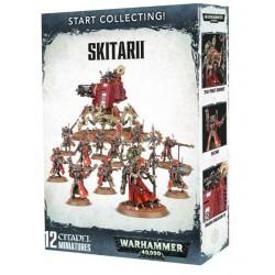 START COLLECTING! SKITARII