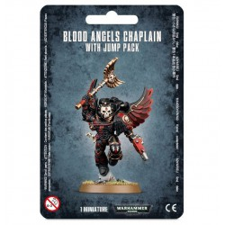 Blood Angels Chaplain With...