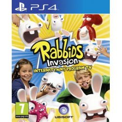 RABBIDS INVASION...