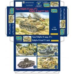 Unimodels 544 1:72 Tank...