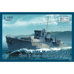 IBG Models 70010 1:700 HMS...