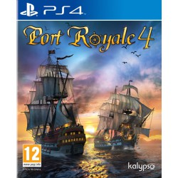 copy of Port Royale 4 Ps4