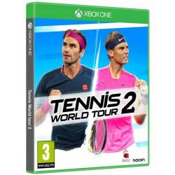 Tennis World Tour 2 Xbox One