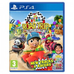 Race With Ryan: Road Trip PS4