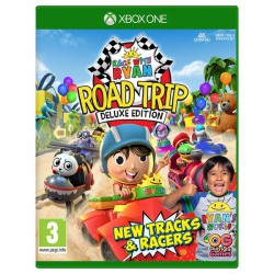 Race With Ryan: Road Trip...