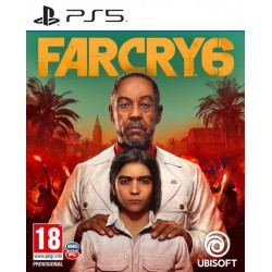 copy of Far Cry 6 Ps4