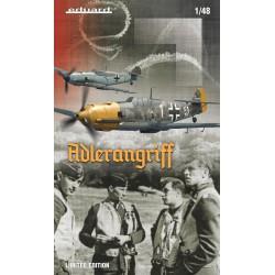 Eduard 11144 1:48 Bf 109E...