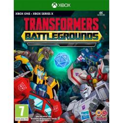 Transformers: Battlegrounds...