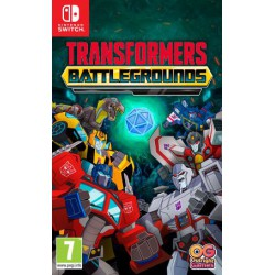 Transformers: Battlegrounds...