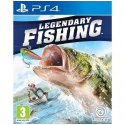 Legendary Fishing Ps4
