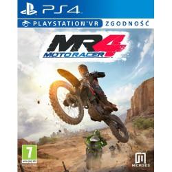 Moto Racer 4 Ps4 VR