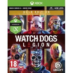 Watch Dogs Legion Gold...