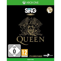 Let's Sing Presents Queen...