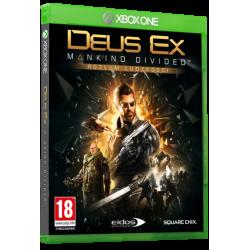 Deus EX: Rozłam Ludzkości...