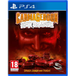 CARMAGEDDON MAX DAMAGE (PS4)