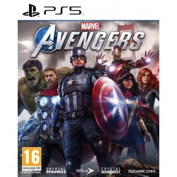 Marvel's Avengers Ps5