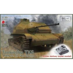 IBG Models E3503 1:35 TKS...