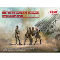 ICM 35592 1:35 BM-13-16 on...