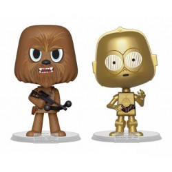 Funko POP Chewbacca & C-3PO...
