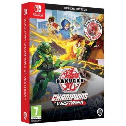 Bakugan: Champions of...