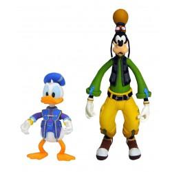 Figurki Goofy & Donald 10 -...