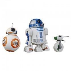 Hasbro Droidy R2-D2, BB-8,...