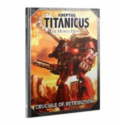 Adeptus Titanicus Crucible...
