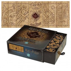Puzzle Marauder's Map Cover...
