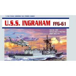 Dragon 7068 1:700 U.S.S....
