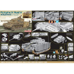 Dragon 6933 1:35 Pz.Kpfw.IV...