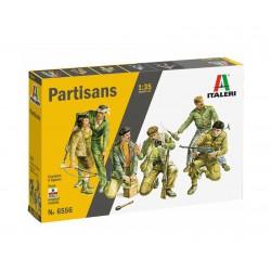 Italeri 6556 1:35 Partisans