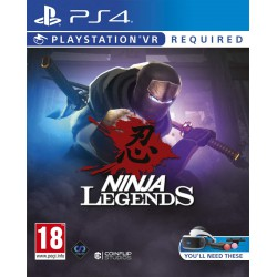Ninja Legends Ps4 VR