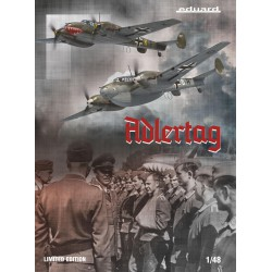 Eduard 11145 1:48 Bf 110C/D...