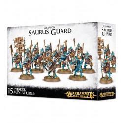 Seraphon Saurus Guard Age...