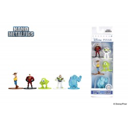 Figurki Disney Pixar 4 cm...