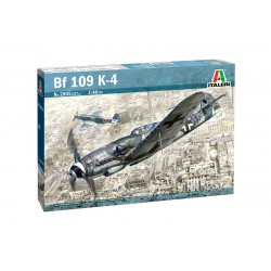 Italeri 2805 1:48 Bf 109 K-4