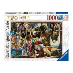 Puzzle Harry Potter vs....