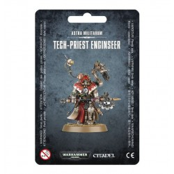 Astra Militarum Tech-Priest...