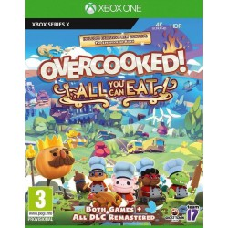Overcooked All You Can Eat...