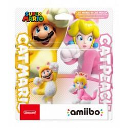 Amiibo Smash Cat Mario &...