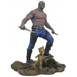 Figurka Drax & Baby Groot...