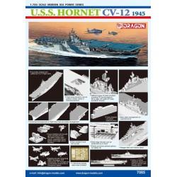 Dragon 7085 1:700 U.S.S....